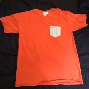 Fraternity Collection pocket Tshirt
